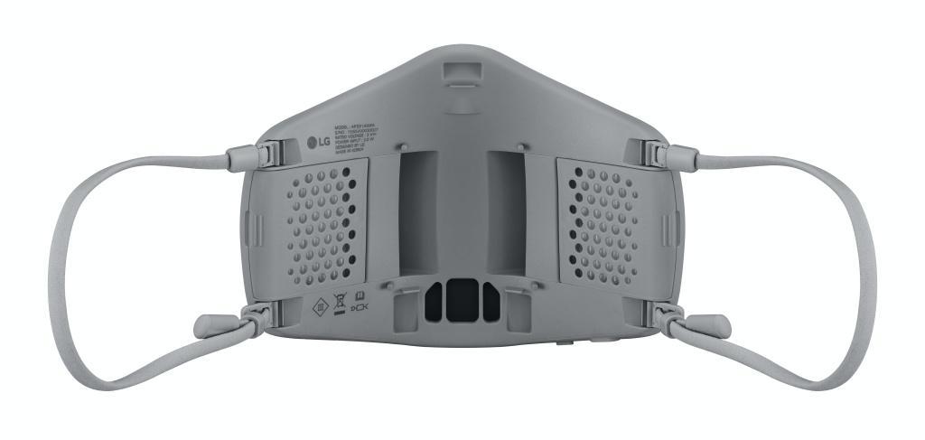 LG 推出全新升級版 PuriCare™ 穿戴式空氣清新機