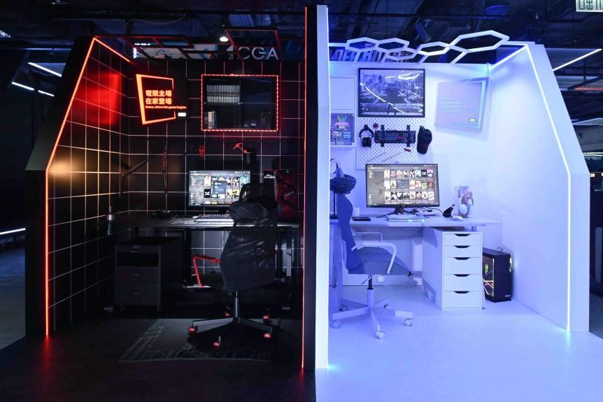 電競主場在家登場!IKEA  電競系列香港開賣