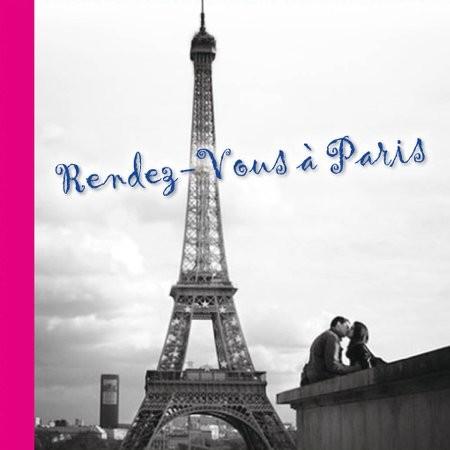 大境文化推出法國香頌《Rendez-Vous à Paris 情約巴黎》