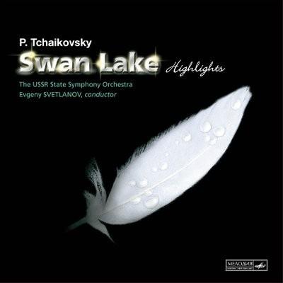 俄羅斯品牌 Melodiya 發燒級錄音《天鵝湖》180g 黑膠