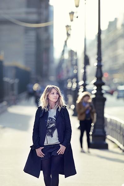 Coralie Clement 最新專輯《La Belle Affaire 美麗戀曲》