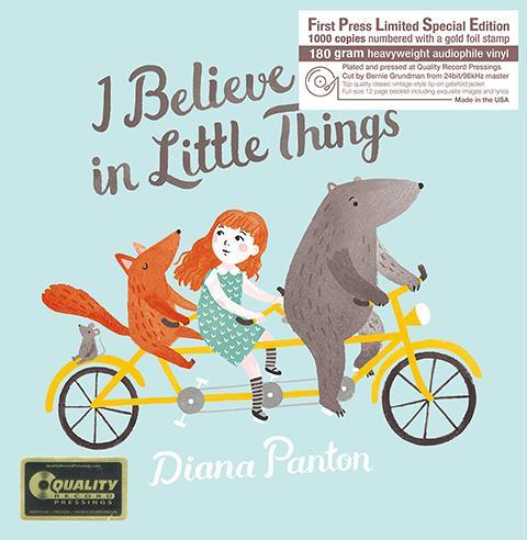上揚愛樂發行加拿大爵士天后 Diana Panton 兩張限量典藏版黑膠