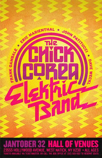 THE CHICK COREA ELEKTRIC BAND in concert